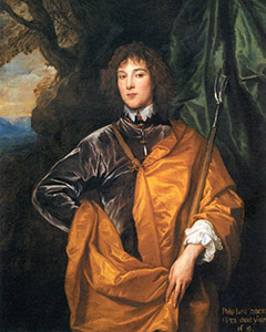 Anthony-van-Dyck-portret-Philip-Fourth-Lord-Wharton